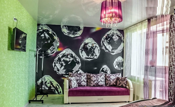 Аренда, снять апартаменты, Квартира студия - 6, проспект Революции, 9а в Воронеже
